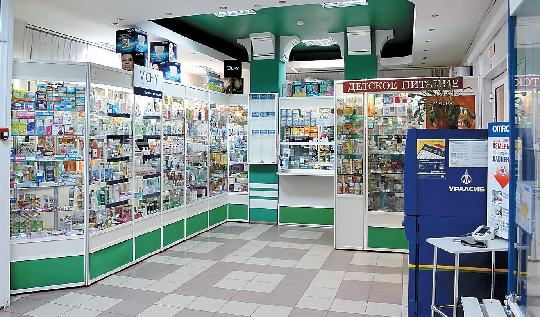Искать лекарства в аптеках